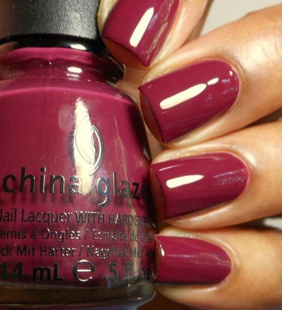 best fall nail polish colors for fair skin models 2016 - Best Nail Polish Colors For Fair Skin