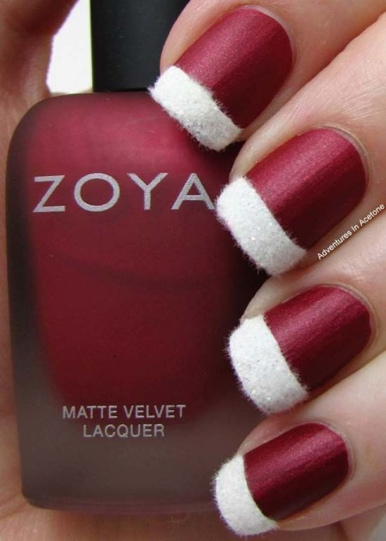 20 Easy Winter Nail Art Tutorials Design Ideaz