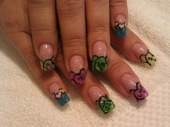 Acrylic Nails Design
