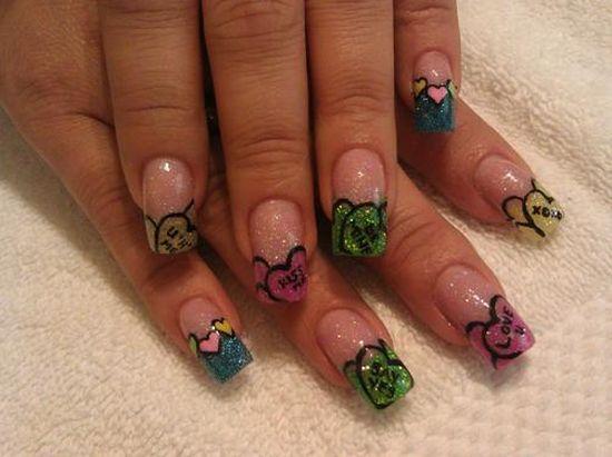 Acrylic Nails Design