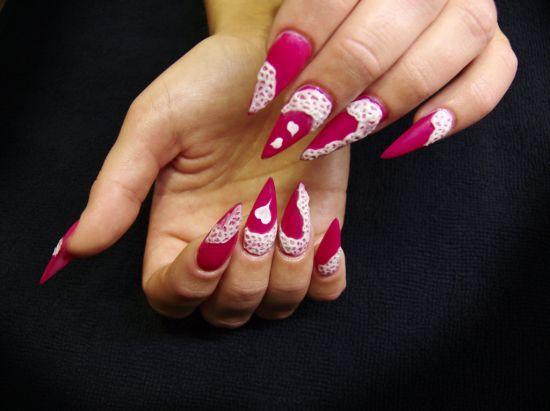 Acrylic Nail Art