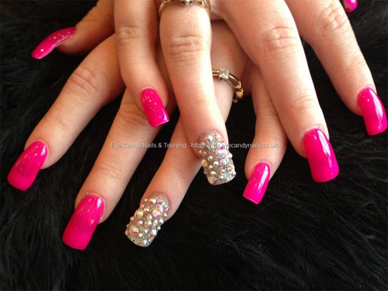 Gel Acrylic Nails