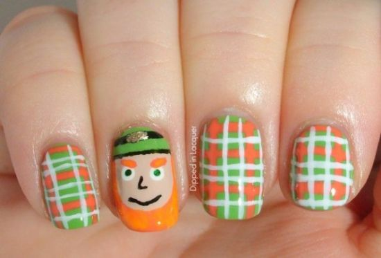Holiday Nail Designs