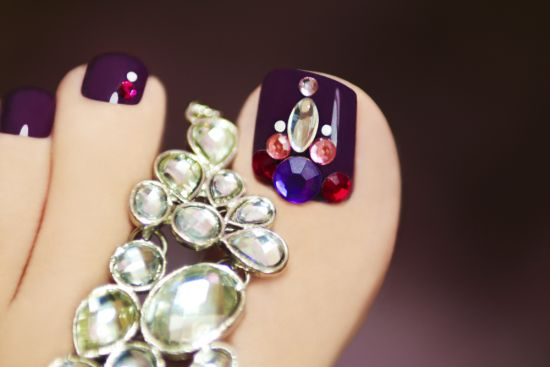 Pedicure Nail Designs