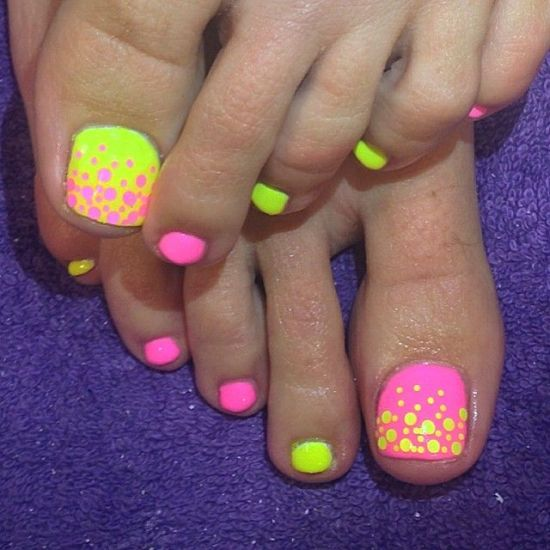 Pedicure Designs
