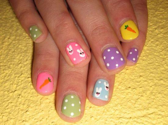 Nail Art For Kids
