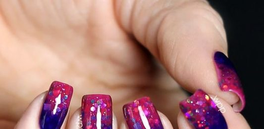 Glitter Nail Designs Archives Nail Design Ideaz