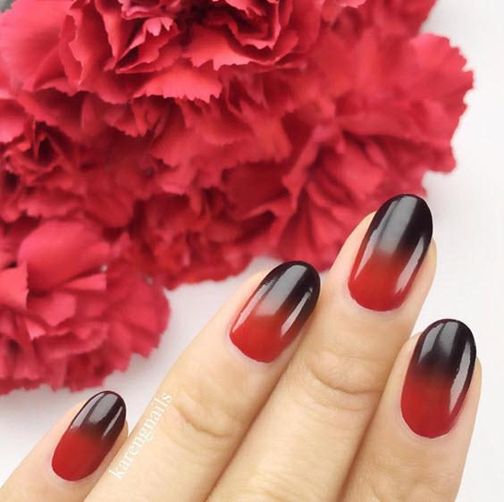 35 Ombre Nail Designs Nail Design Ideaz
