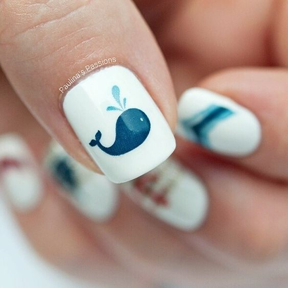 50 Cute Animal Nails Nail Design Ideaz