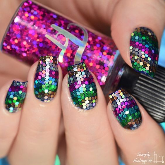 40 Pretty Nail Colors You Can\'t Miss | Nail Design Ideaz