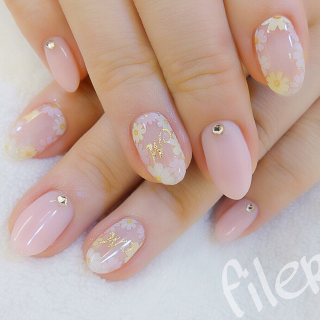 30 Japanese Nail Art For Ladies