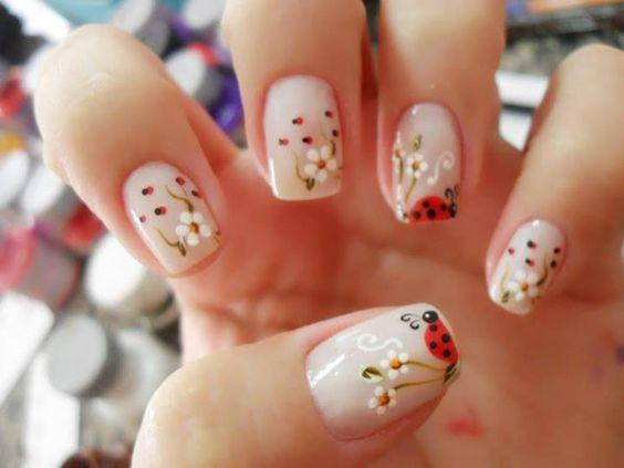 40 Cute Spring Nail Design