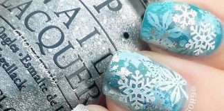 let-it-snow-christmas-nail-art