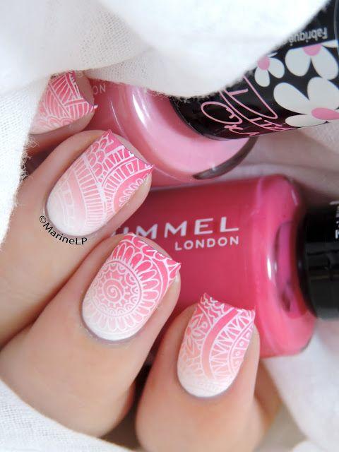 30 Girly Light Pink Nail Designs