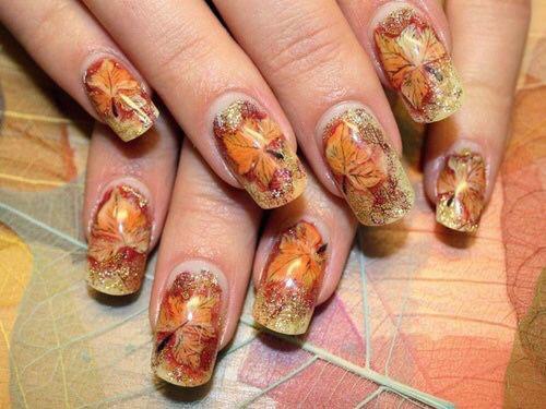 cool-leaf-nails