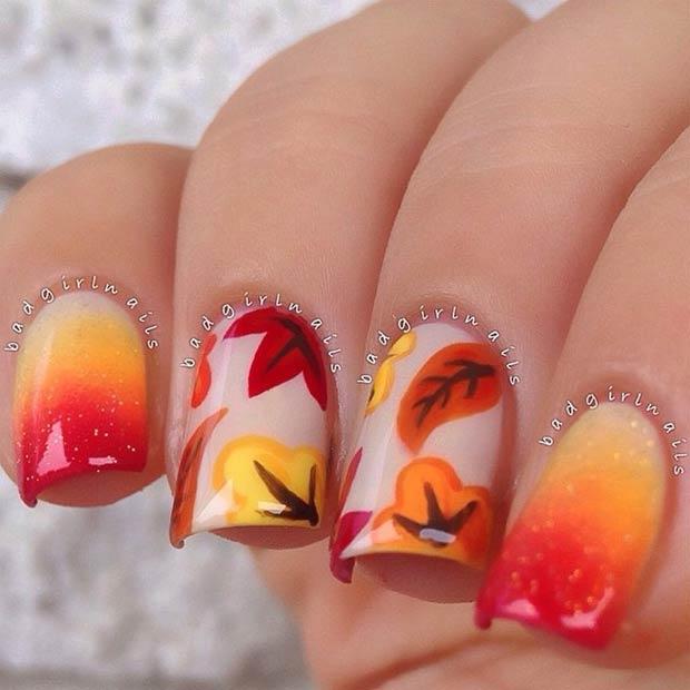 cute-duck-feet-nails