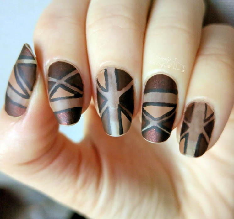 - 32 Exquisite Brown Nail Designs Nail Design Ideaz