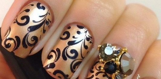 New Year Nail Designs Archives Nail Design Ideaz