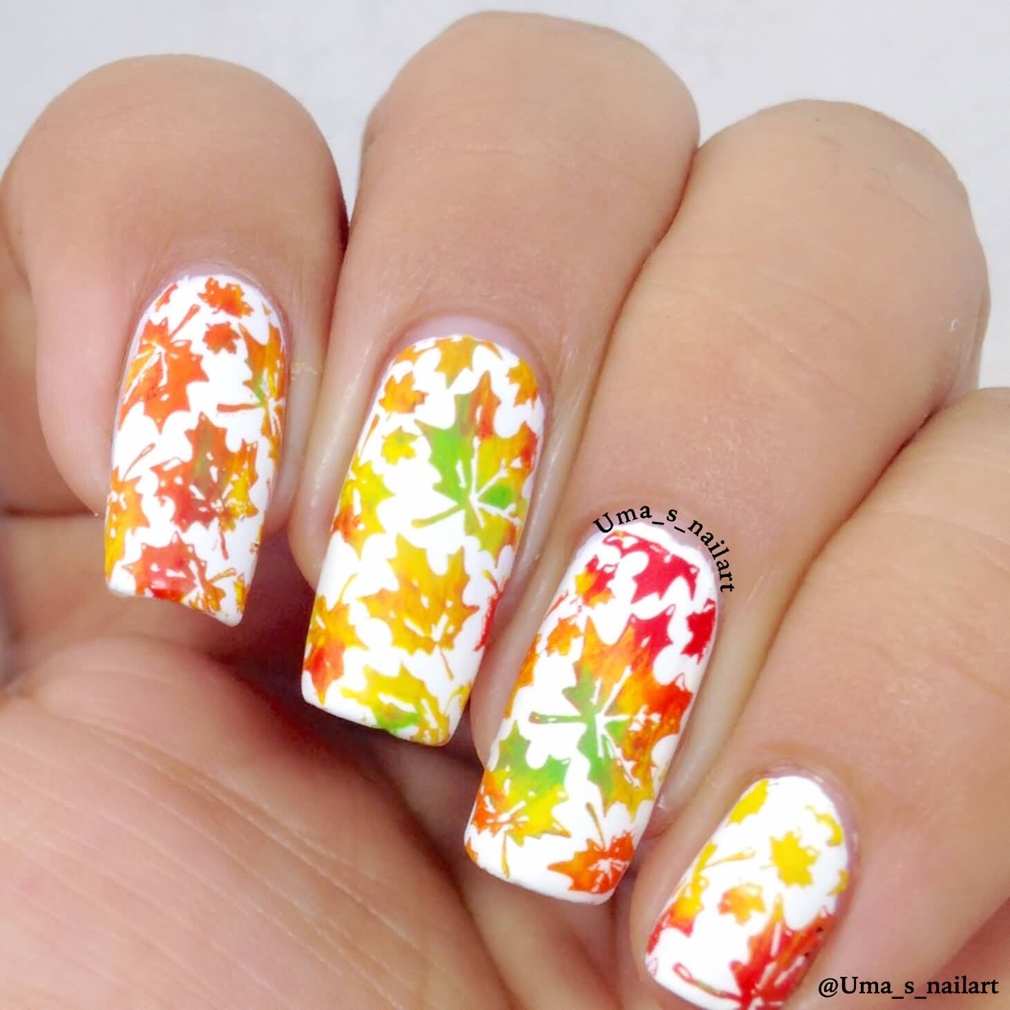 rainbow-autumn-nails