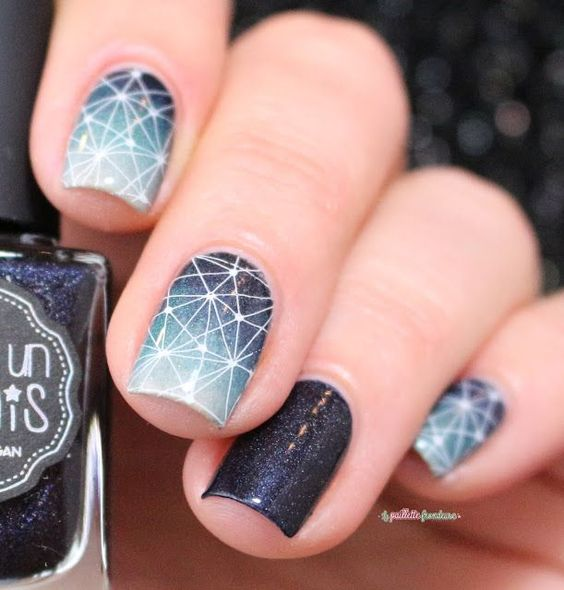 35 Lovely Gradient Nail Design Nail Design Ideaz