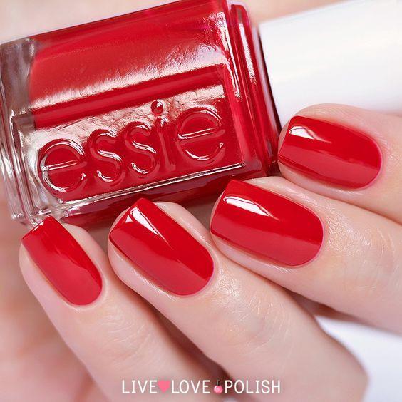 40 Inspiring Essie Nail Colors | Nail Design Ideaz