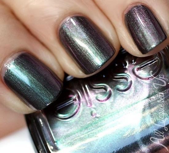 34 Shiny Metallic Nail Polish Nail Design Ideaz Page 19