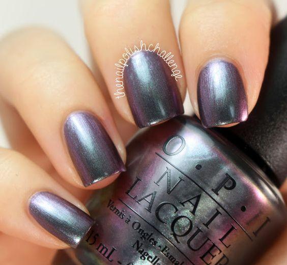 34 Shiny Metallic Nail Polish Nail Design Ideaz Page 3