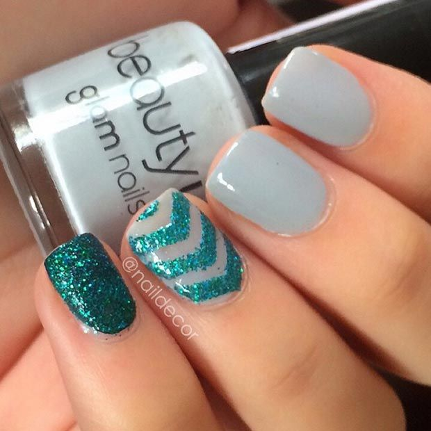 Nail Polish Ideas For Long Nails