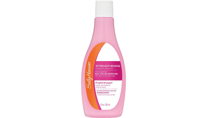 sally hansen polish remover