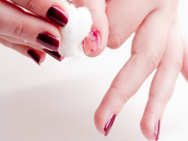 how to remove nail polish from around nails hession hairdressing