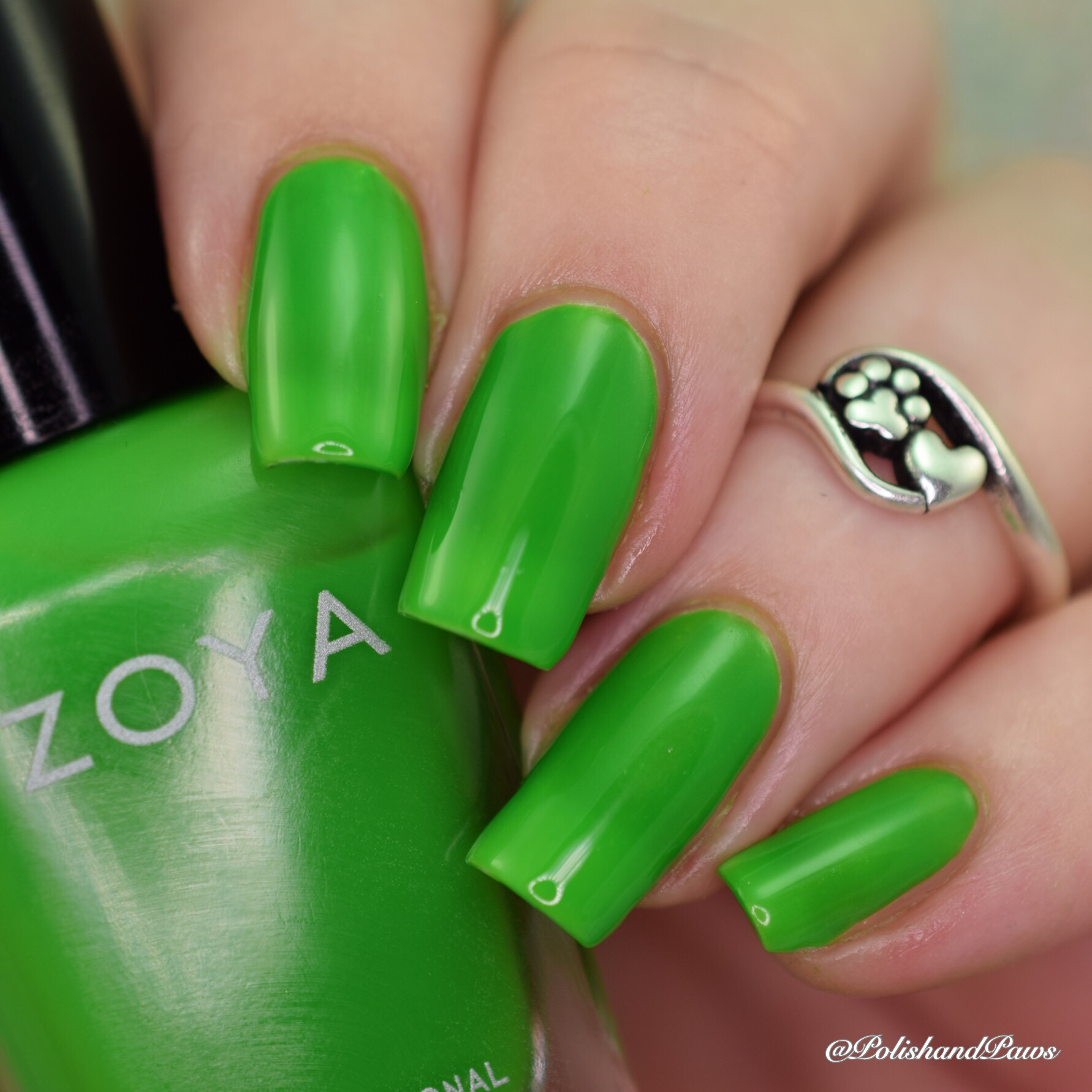 20 Stand Out Neon Green Nails | Nail Design Ideaz