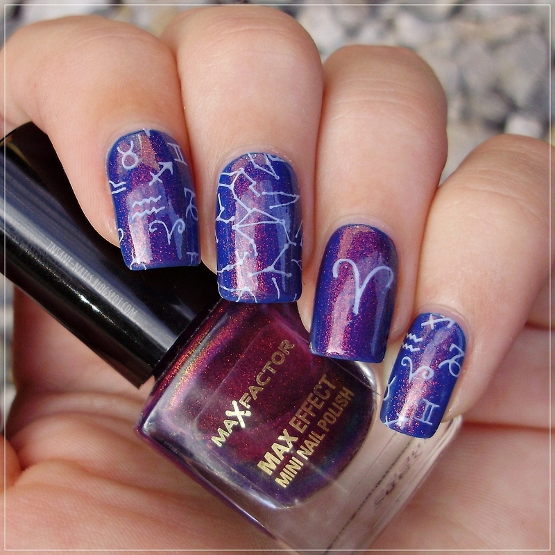 15 Totally Cool Aries Nails You Should Definitely Try Nail Design Ideaz