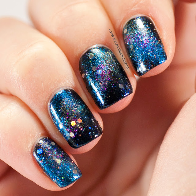 Simple Constellation Nail Art: 15 Great Cancer Nails You Can't Pass Up