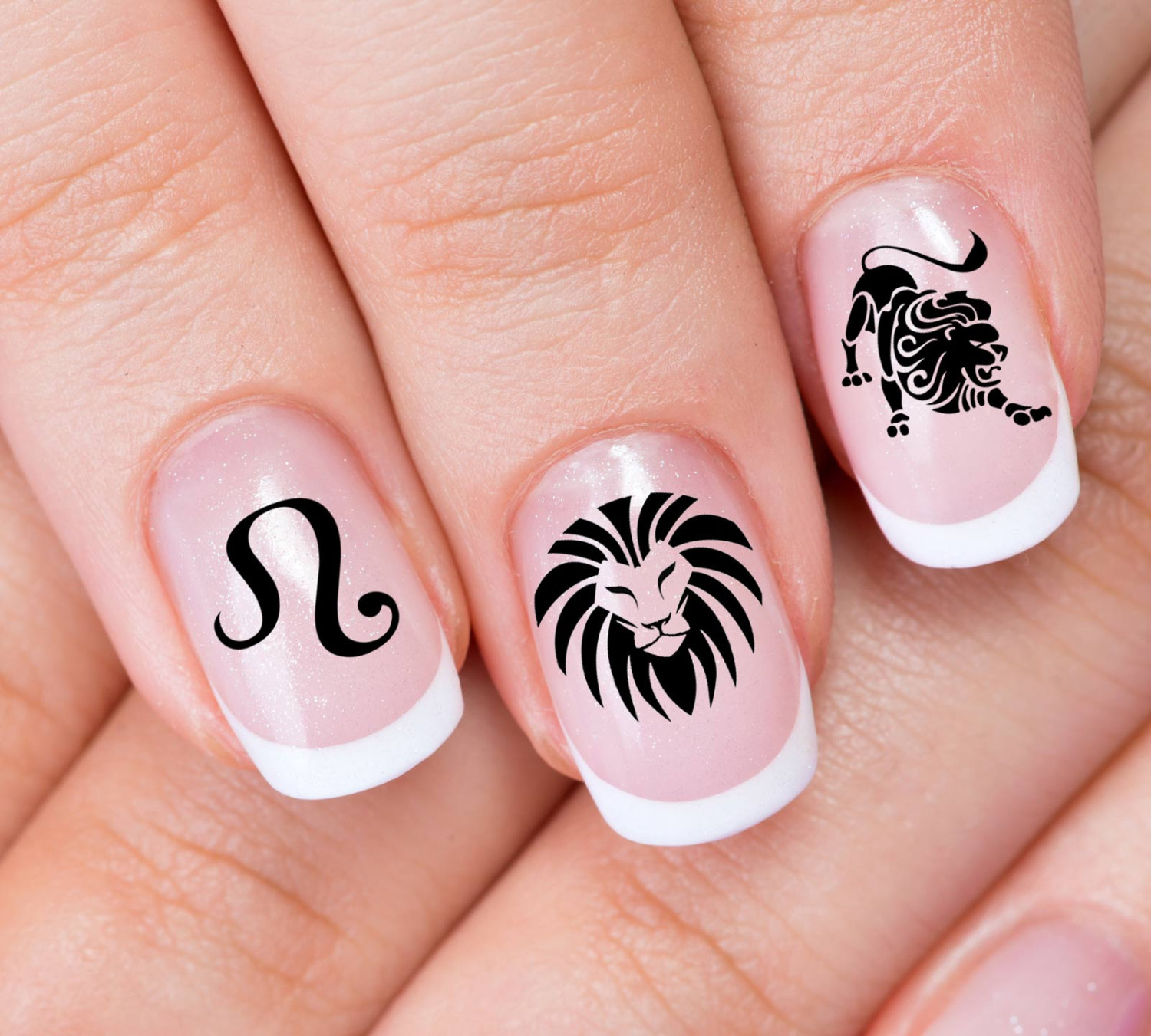 15 Bold Leo Nails You\'ll Surely Love | Nail Design Ideaz