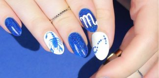 Nail art ideas archives nail design ideaz 21 impressive scorpio nails youll totally adore prinsesfo Image collections