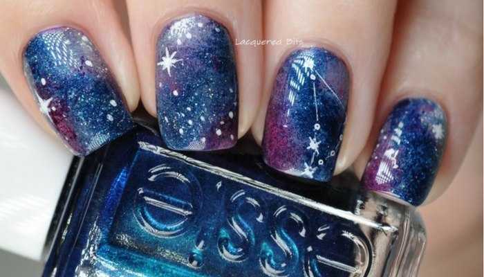 13 Trendy Capricorn Nails To Impress Your Friends