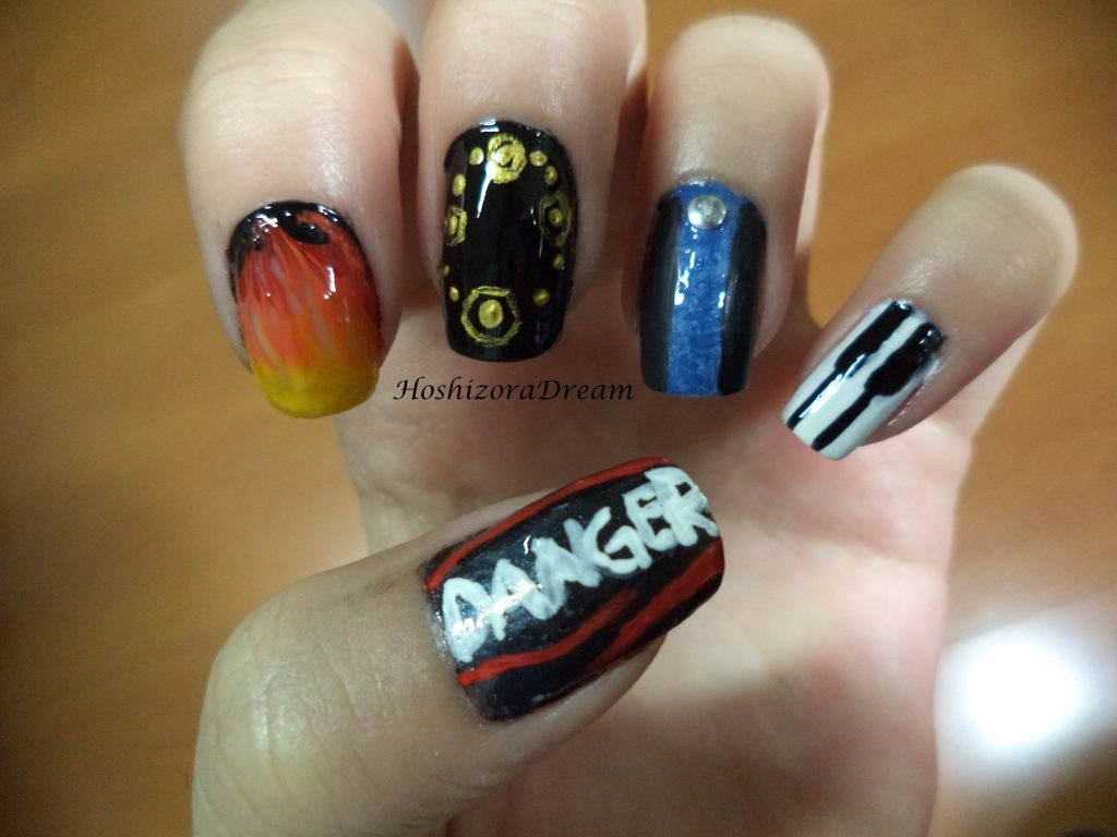 28 Bts Nails That Are Taking Over The Internet Nail Design Ideaz