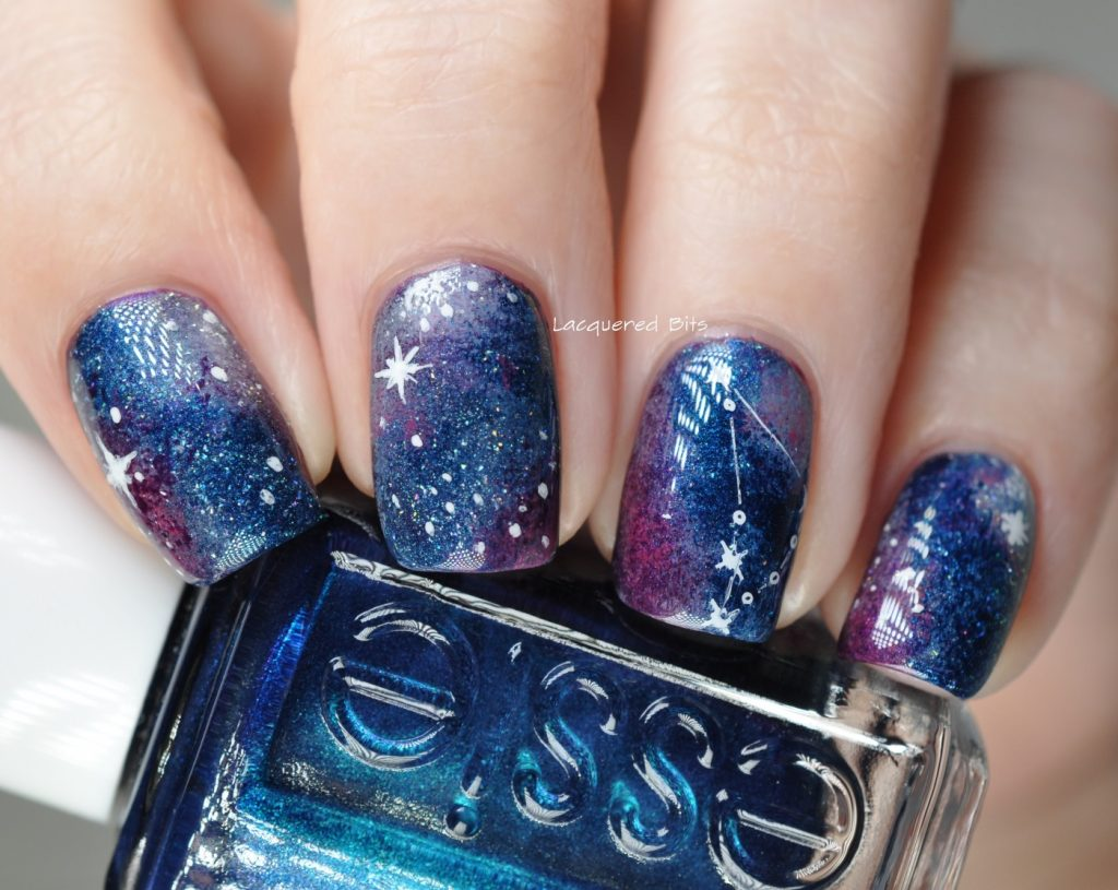 13 Trendy Capricorn Nails To Impress Your Friends | Nail Design Ideaz