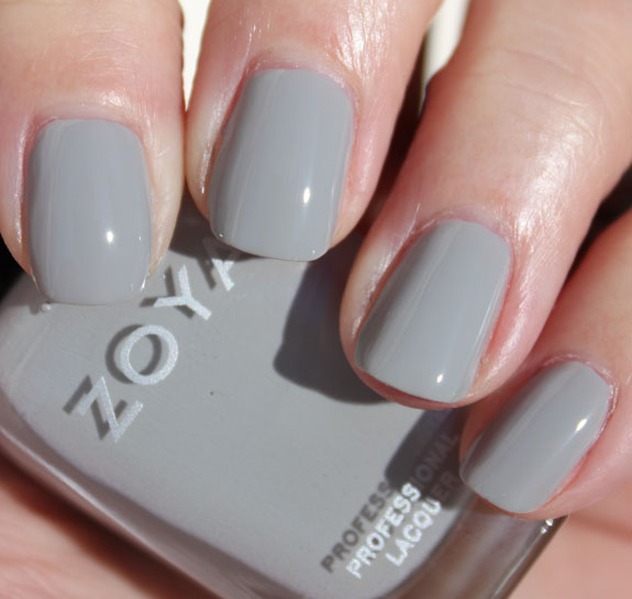 30 Gorgeous Grey Nails To Keep You In Style Nail Design Ideaz