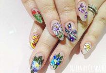 Botanical Gel Nails