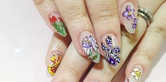 Botanical Gel Nails