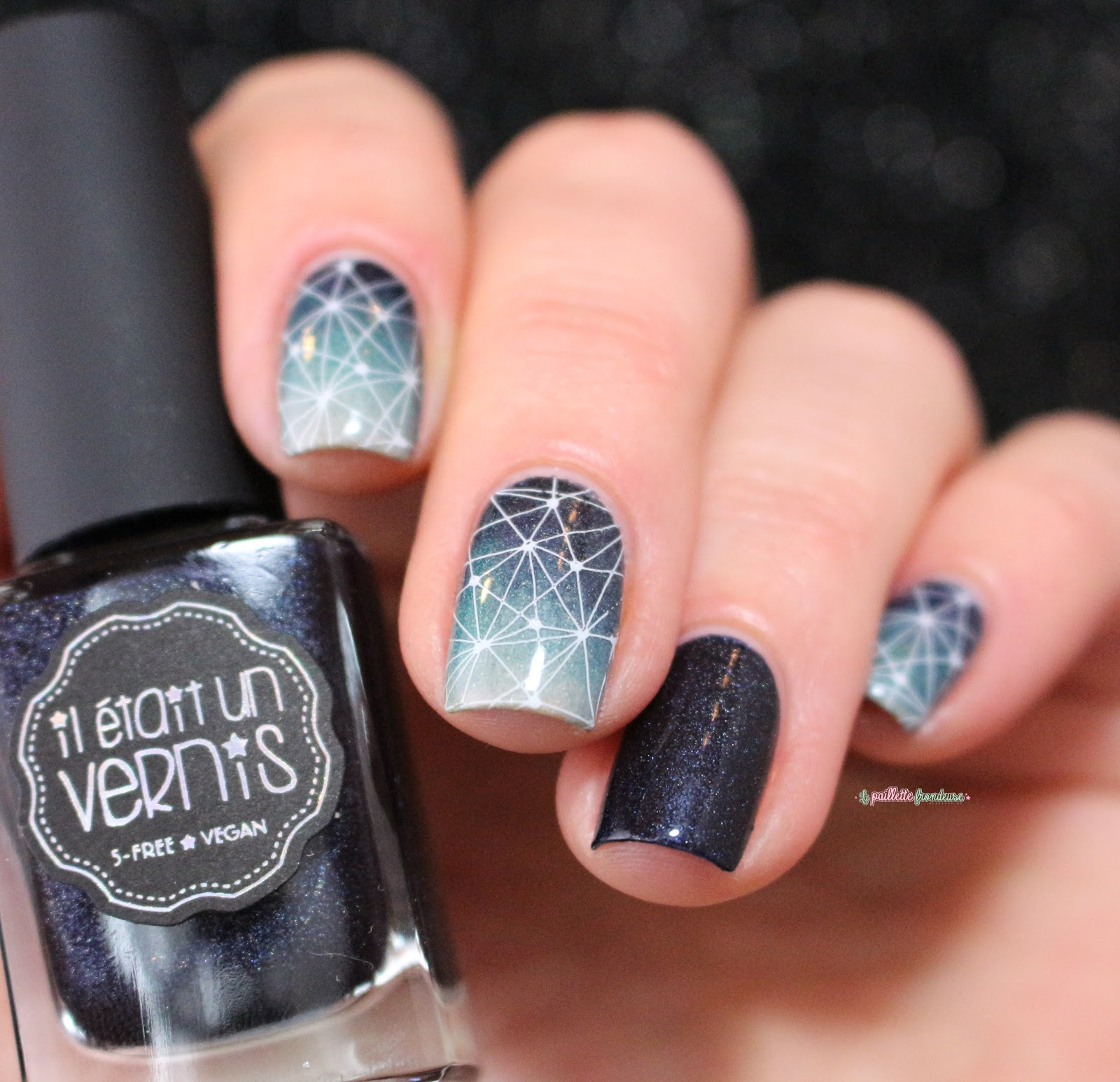 Simple Constellation Nail Art: 35 Whimsical Celestial Nails