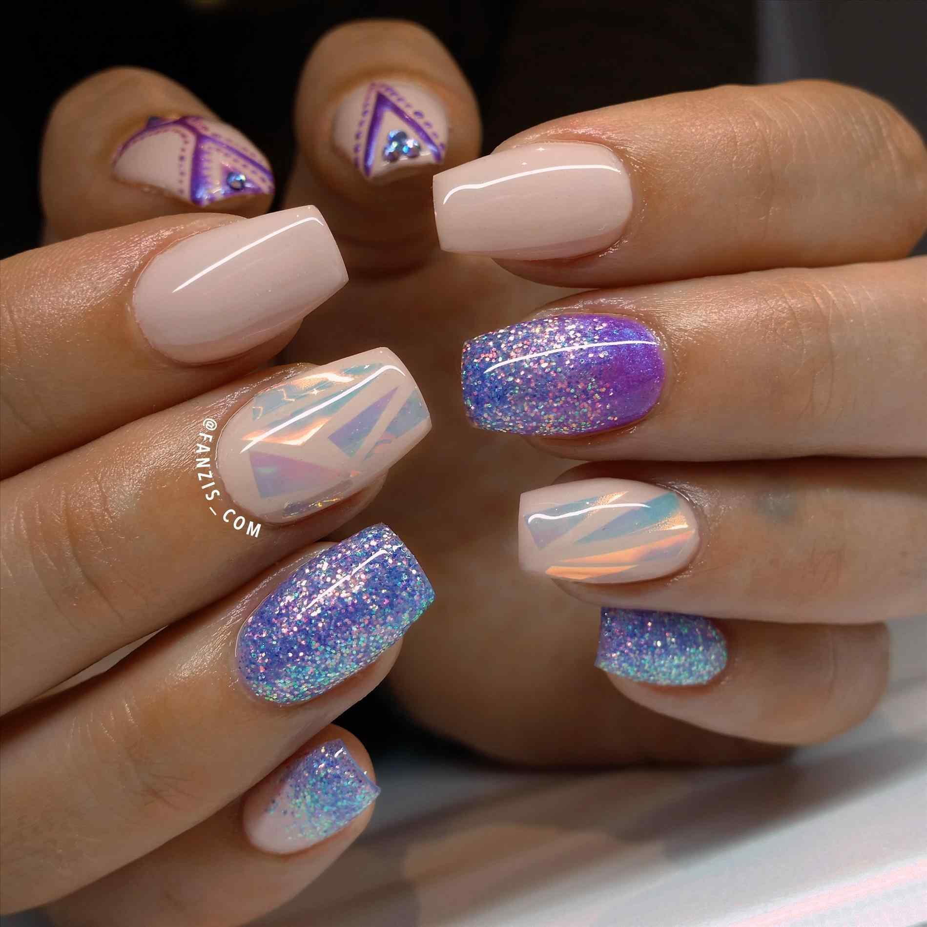 Gel Nail Designs: 38 Striking Modern Nails