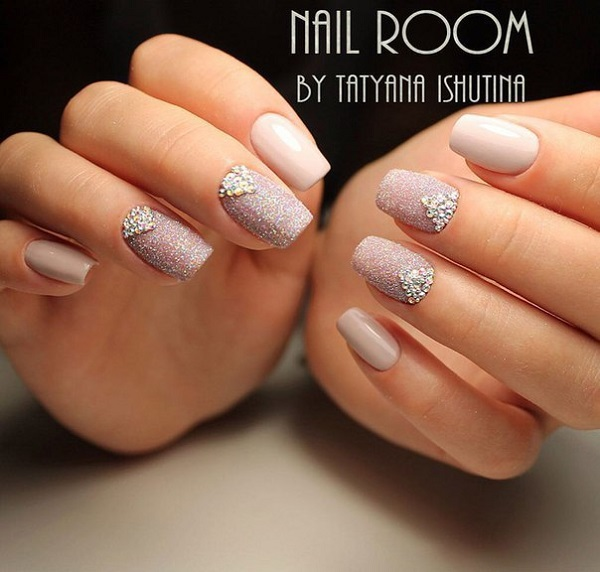 30 Light Nail Colors Design Nail Design Ideaz