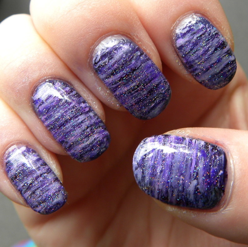 40 Sophisticated Purple Nail Art Nail Design Ideaz