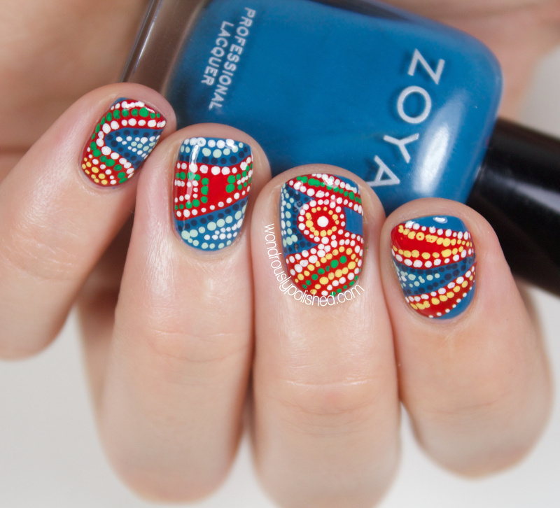 30 Must-Try Dotticure Nail Design