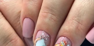 Snob Hen Nail Design