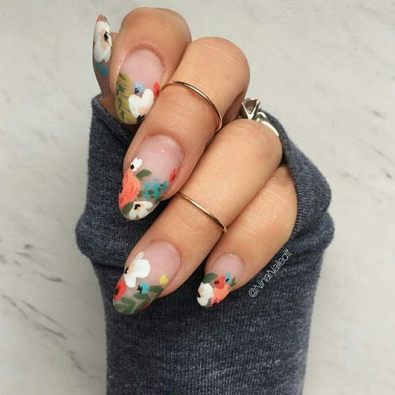 30 Spring Nail Art You Need To See And Try!